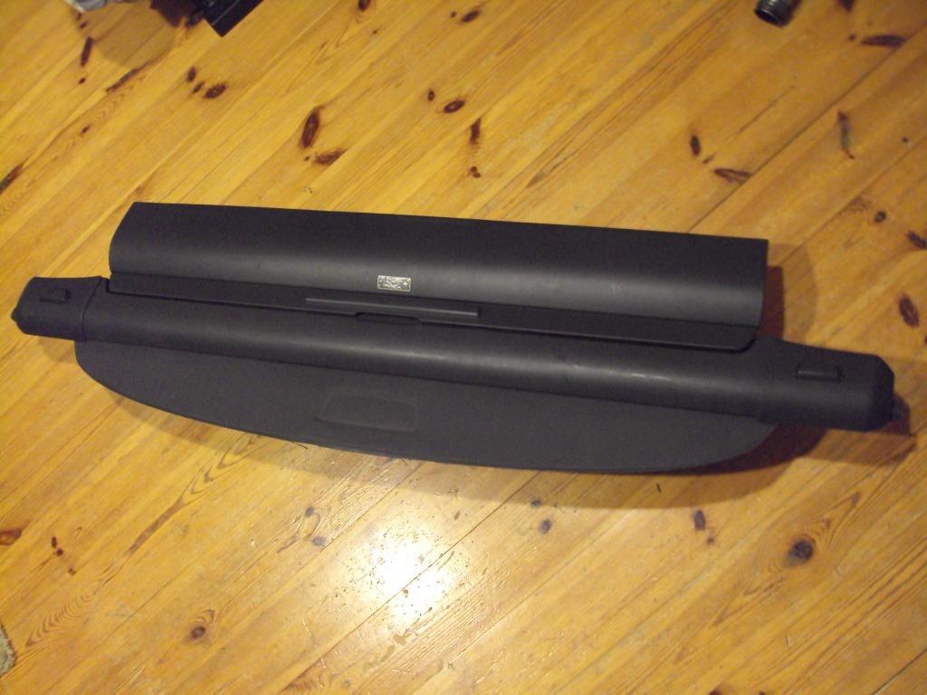 рольставни багажник volvo v50 с отсеком для хранения