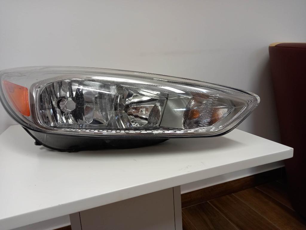 лампа вперед слева ford focus mk3 lift сша