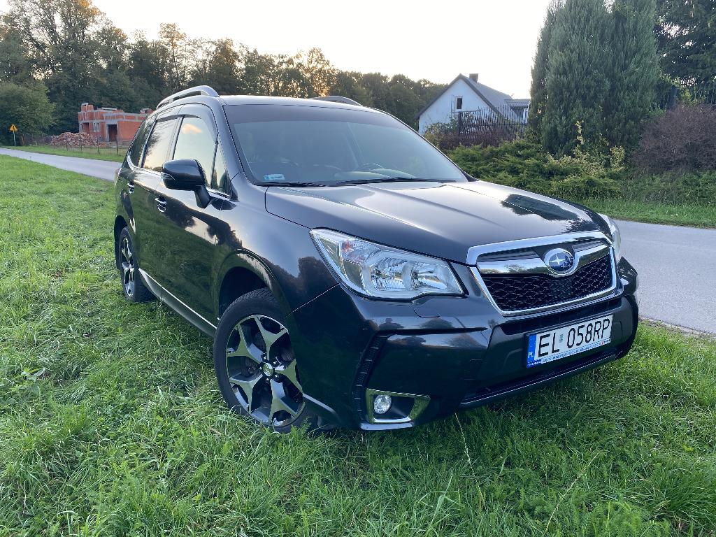 Subaru Forester Xt 2013r Salon Pl Aso I Wl Cena 66600 00 Zl Lodz Allegro Lokalnie