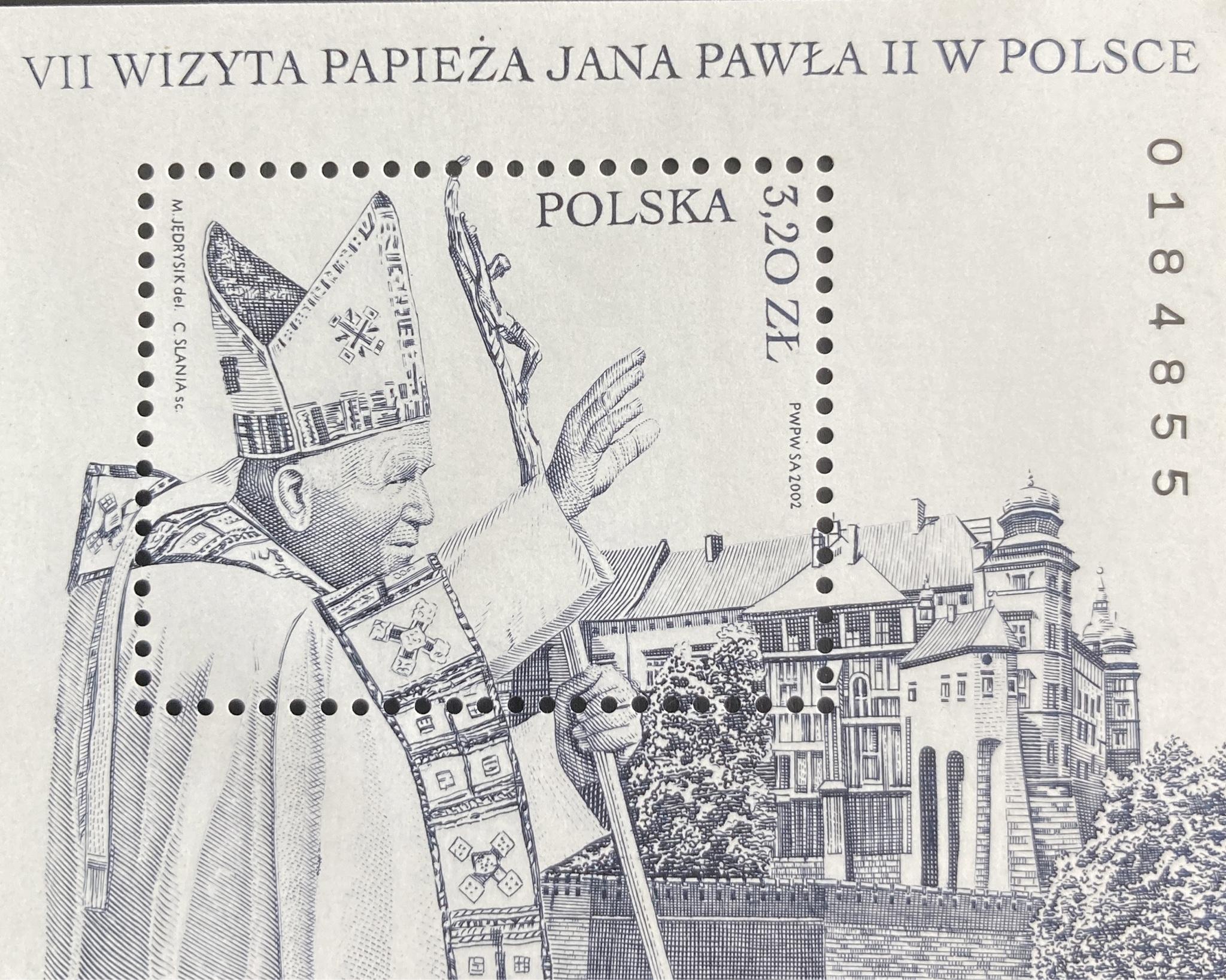 VII Wizyta Papieża Jana Pawła II w Polsce