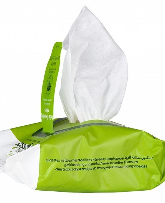 Chusteczki do demakijązu Facial cleansing wipes