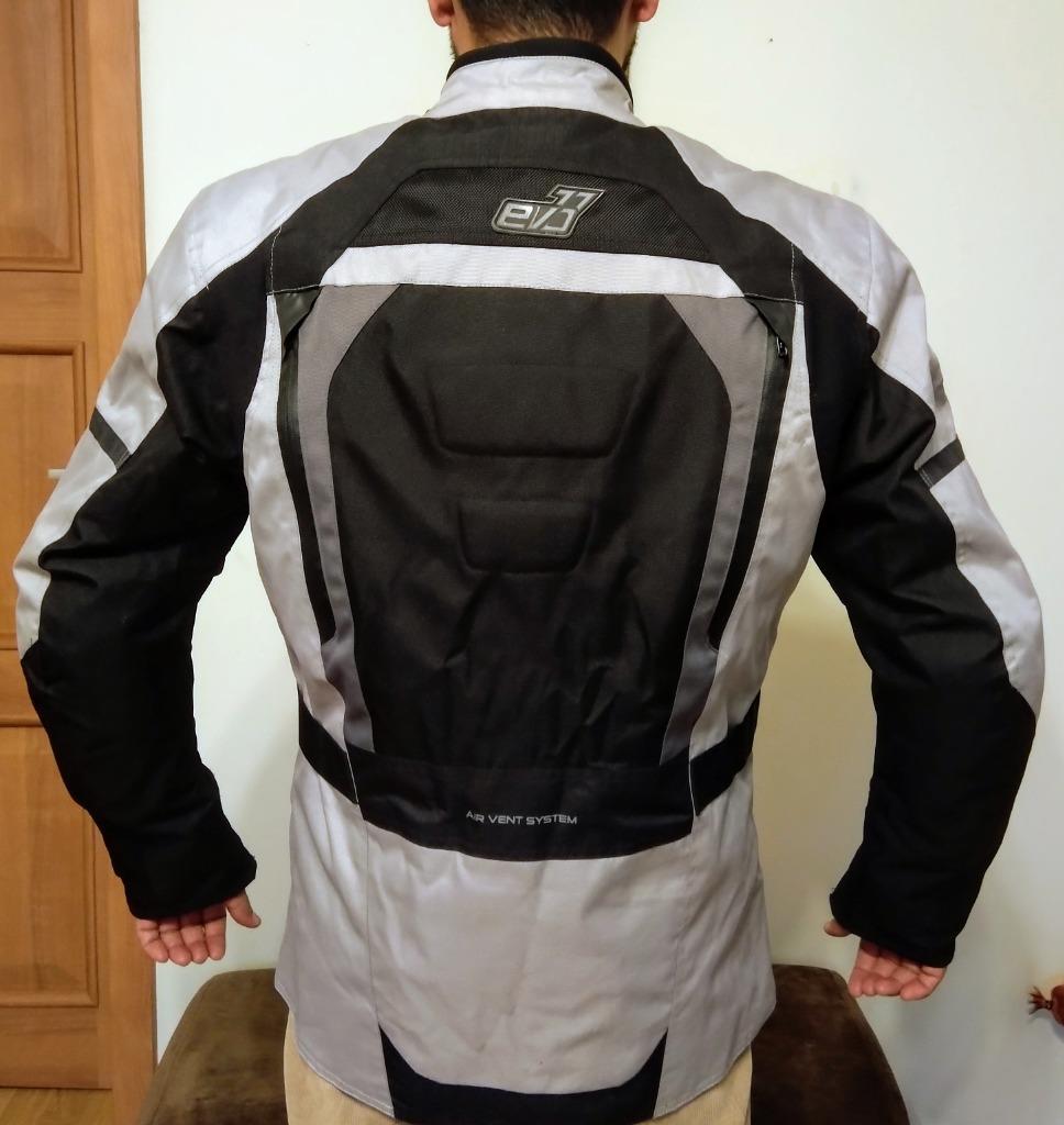 Куртка мотоциклетная evo77 highway туристическая roz s, фото 1