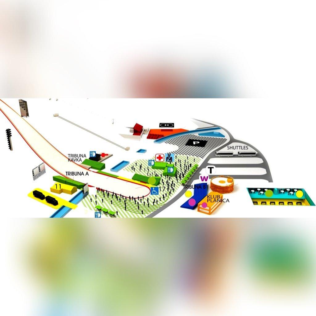 Item Tickets, Flights, ski Planica 2020