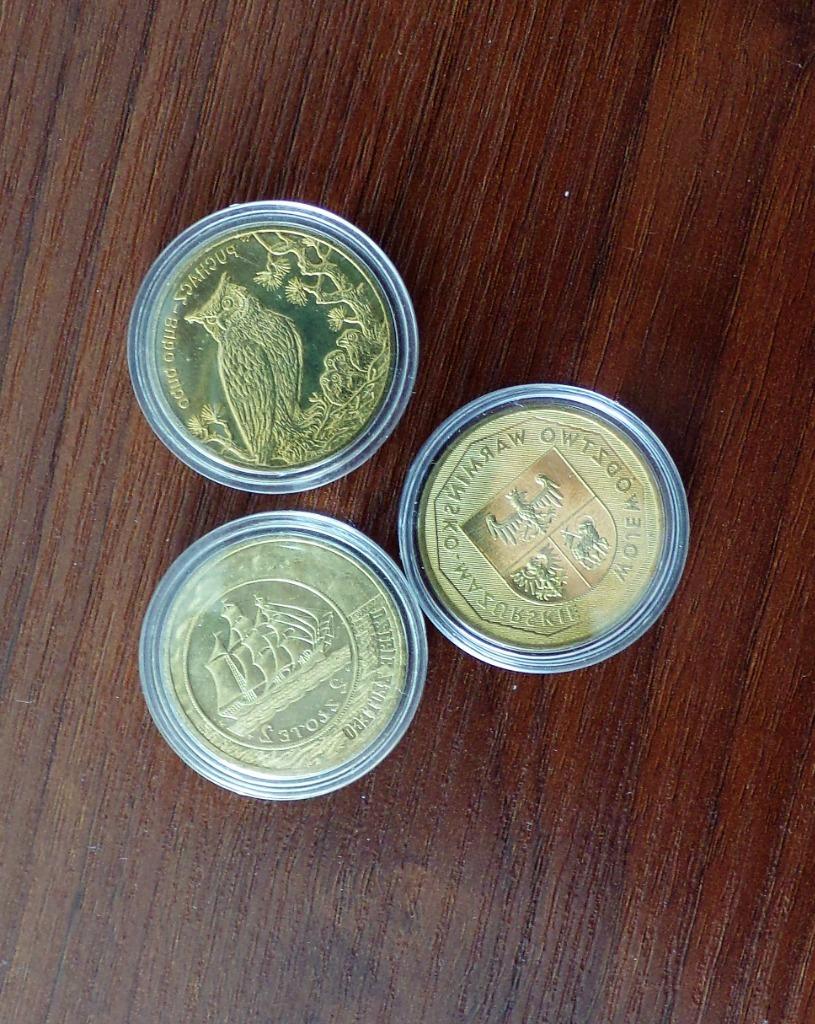 monety okolicznosciowe 2005