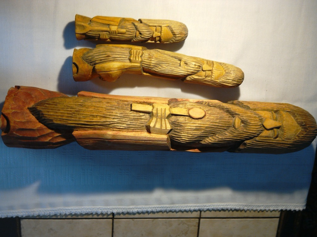 Item COLLECTION ŚWIATKÓW 3 SHAPES OF WOOD CRAFT