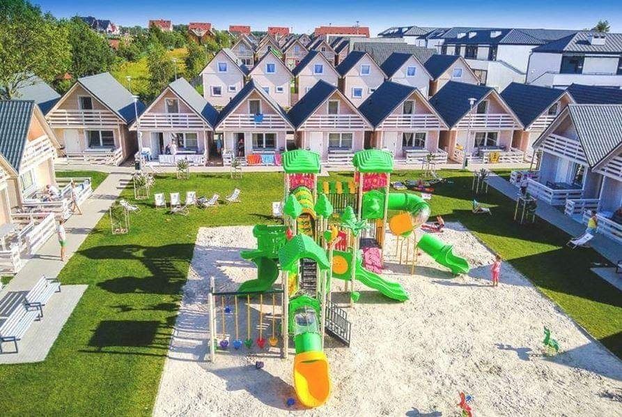 Item Holiday vacation cottage 8dni 9os Holiday Park & Resort