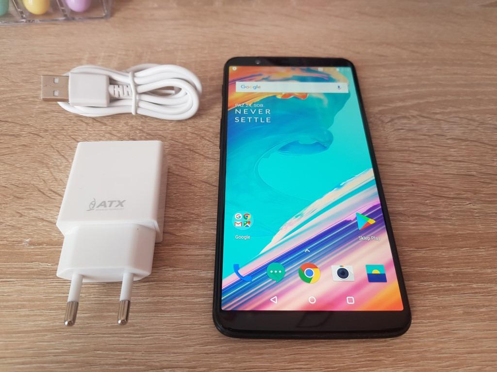 Купить Смартфон OnePlus 5T 6/64 ГБ - Состояние BDB - Гарантия на Otpravka - цены и фото - доставка из Польши и стран Европы в Украину.