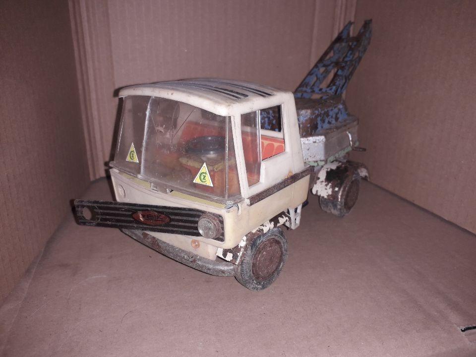 Zabawki Czz Żbik 2szt. Bizon Autobus Bison