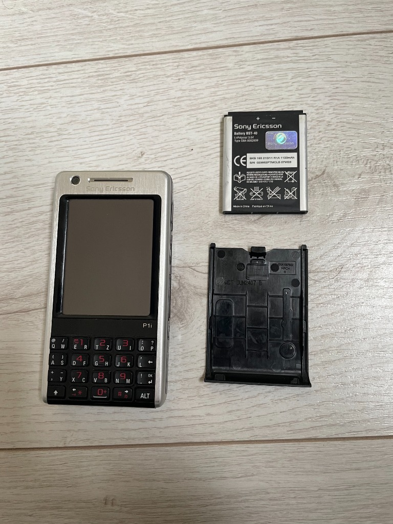 Licytacja Sony Ericsson P1i Gdansk Allegro Lokalnie
