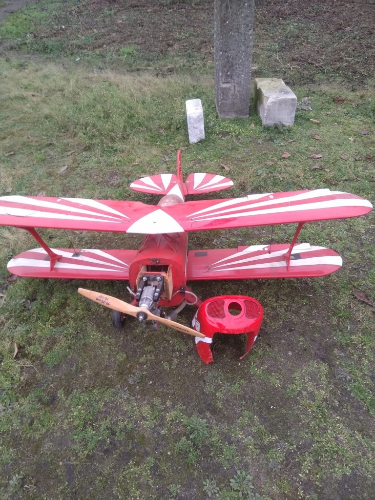 SAMOLOT RC PITTS SPECIAL