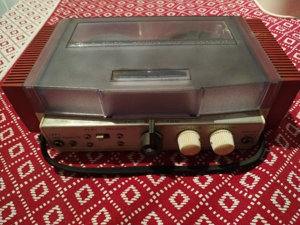Magnetofon szpulowy Aiwa TP-1300