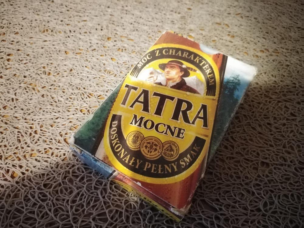 Karty tatra piwne super