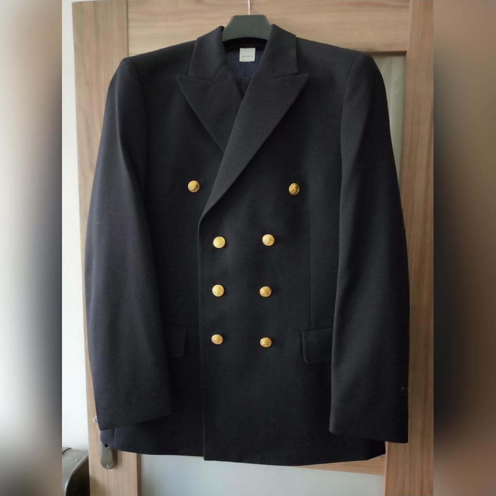 Mundur Galowy Marynarki Wojennej Wzor108mw Mon Kup Teraz Za 160 00 Zl Gdynia Allegro Lokalnie