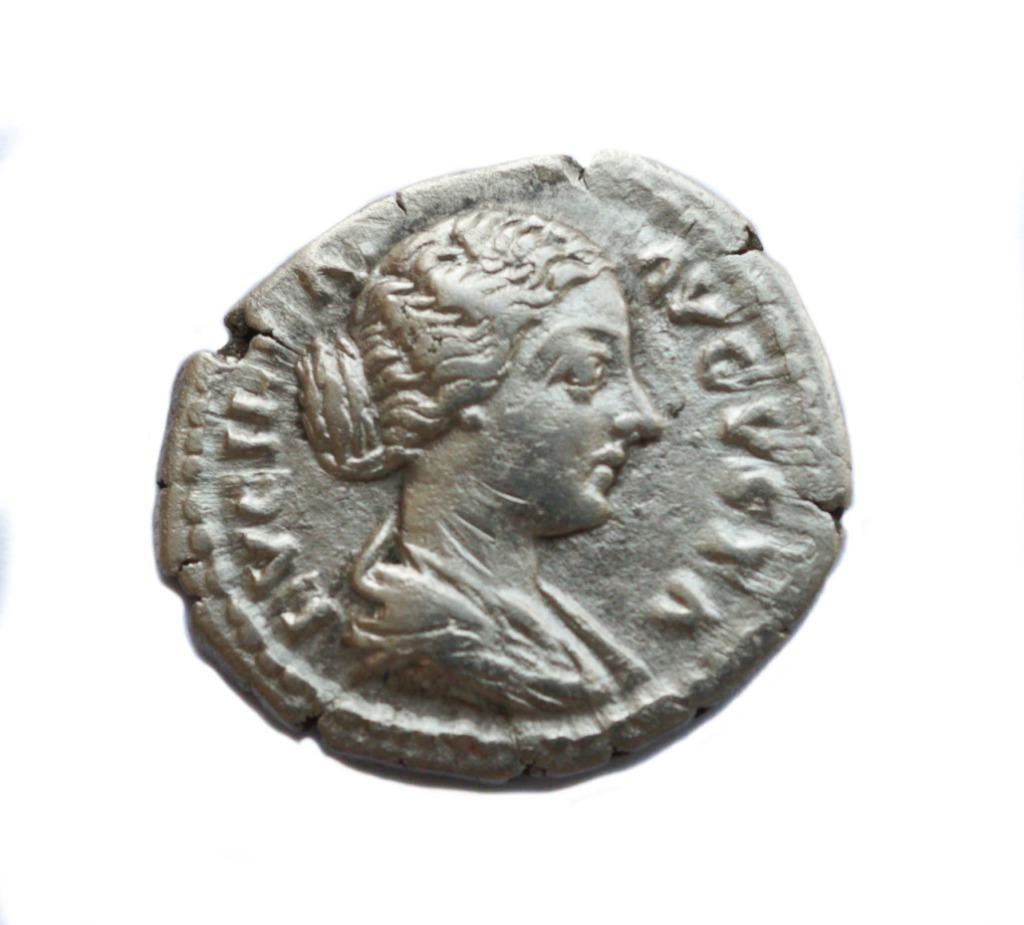 Rzym denar Lucilla