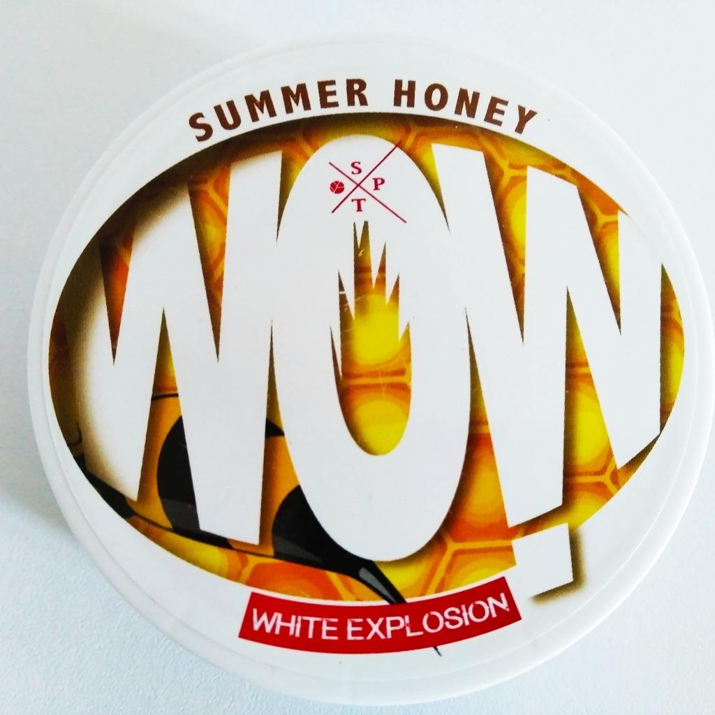 Снюс вау летний мед