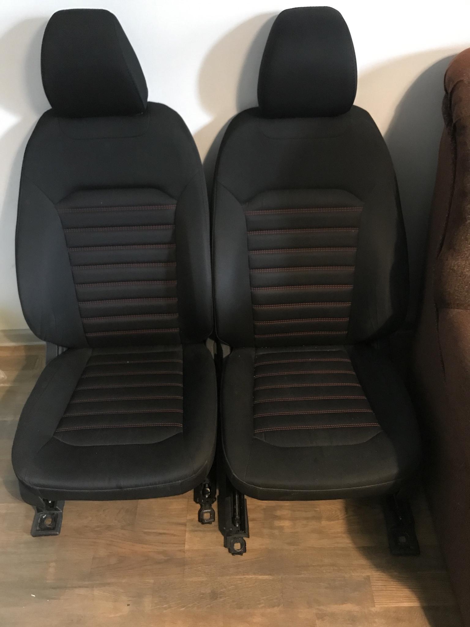 кресла ford fusion сша mondeo mk5