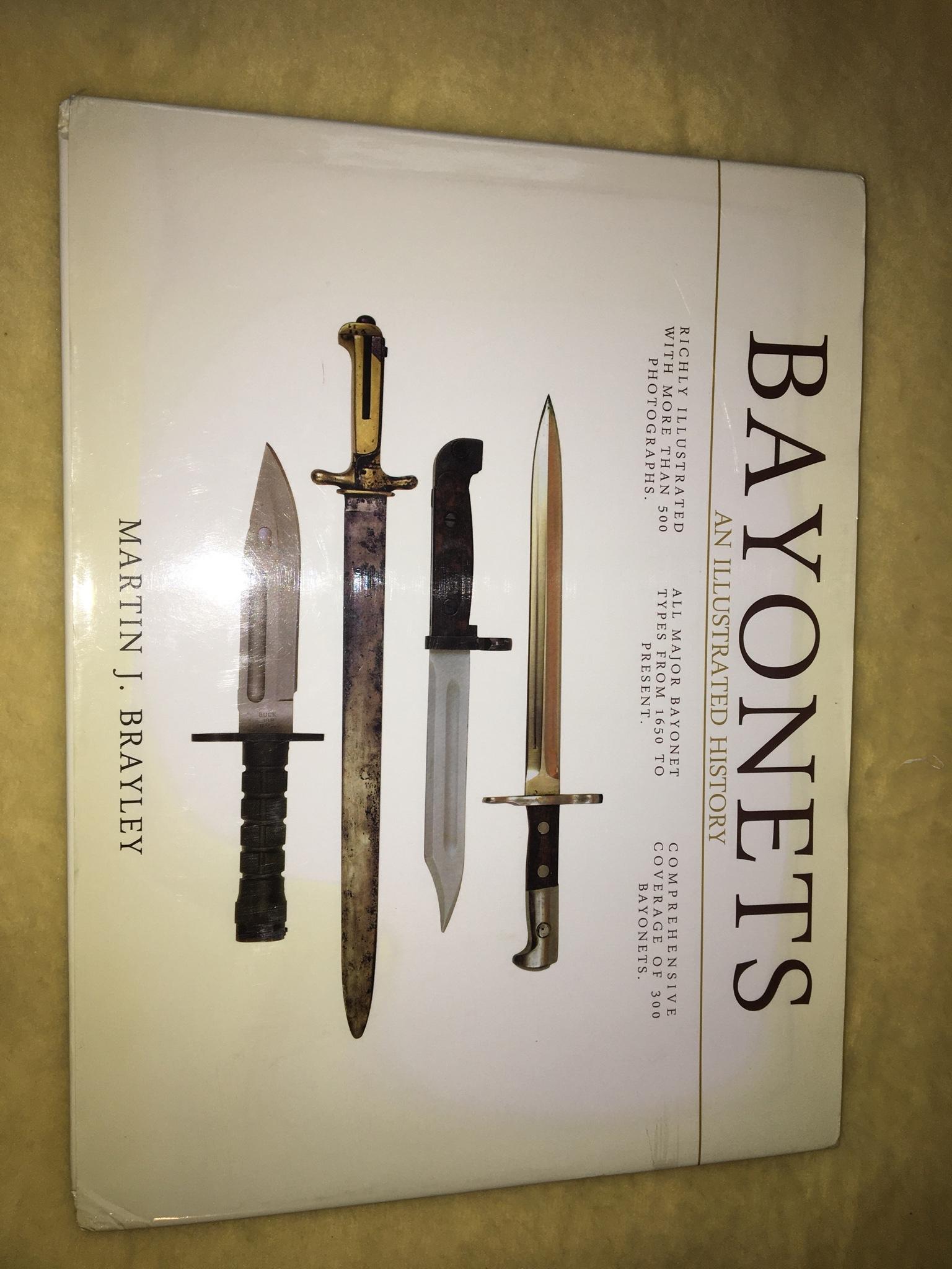 Bayonets Bagnety ilustrowana historia