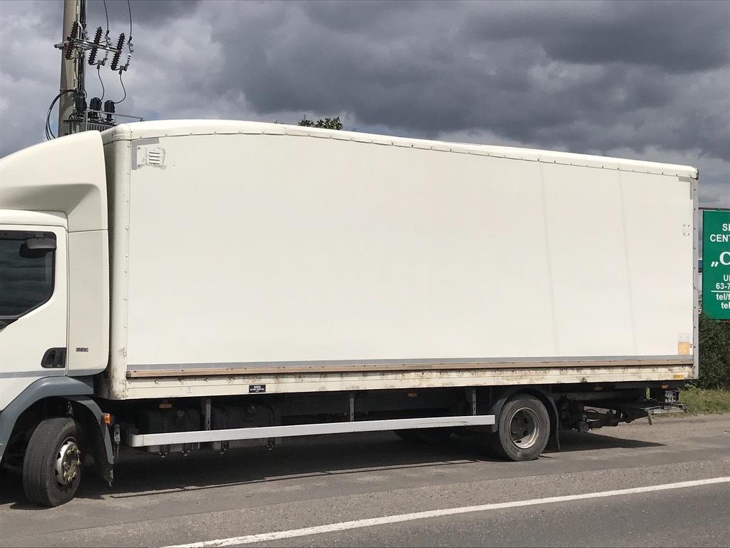 контейнер  рефрижератор  гараж на działkębudowę 7 5m