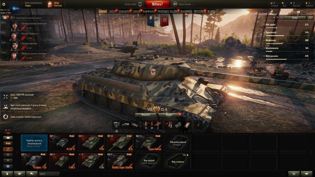 World Of Tanks Is 6 T 25 2200 Wn8 Na Start Kup Teraz Za 50 00 Zl Torun Allegro Lokalnie