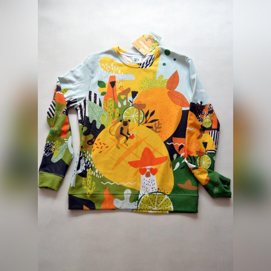 Aloha From Deer Somersby Mango Bluza Rozm L Kup Teraz Za 45 00 Zl Myslowice Allegro Lokalnie