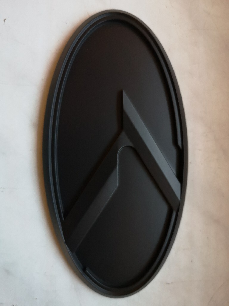Значок тюнинга KIA Black