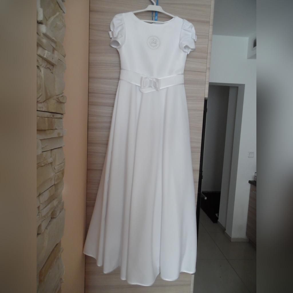 Sukienka Komunijna Kup Teraz Za 170 00 Zl Krakow Allegro Lokalnie