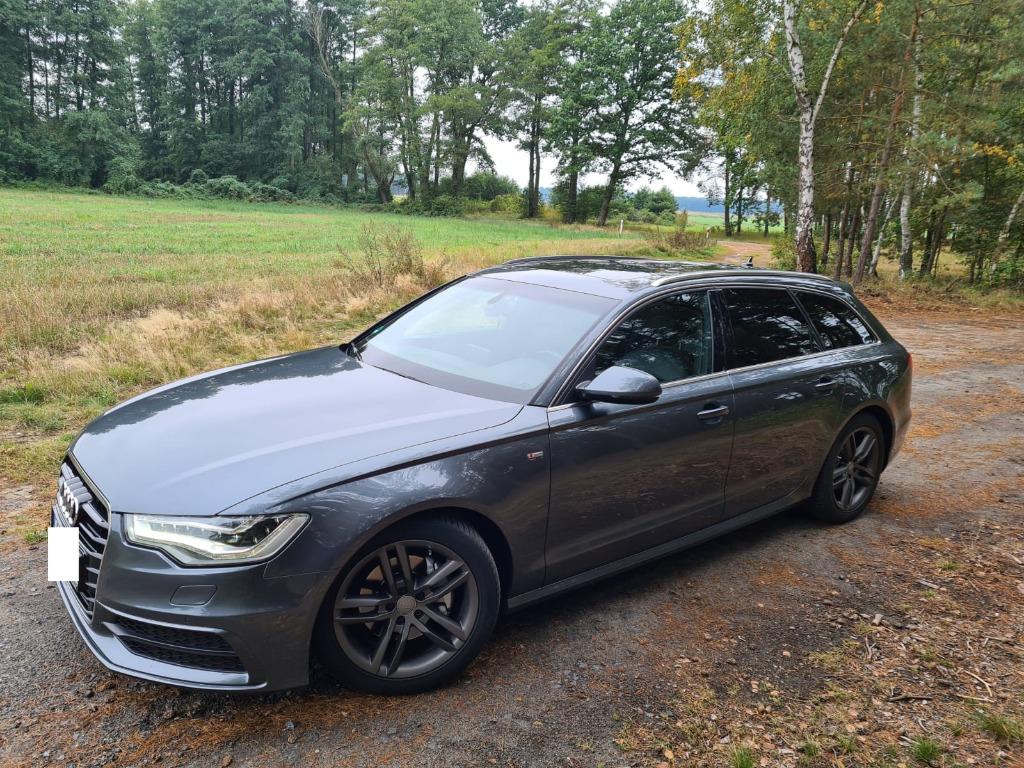 Audi A6 C7 Kombi 3 0 Tdi Quatro 204 Km 2 X Sline Cena 65000 00 Zl Glogow Allegro Lokalnie