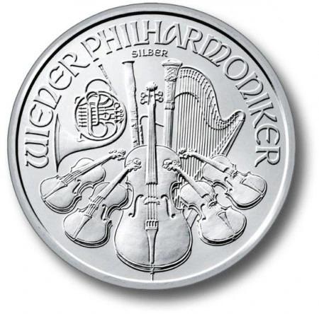Zestaw 7x1oz moneta WIEDEŃSCY FILHARMONICY