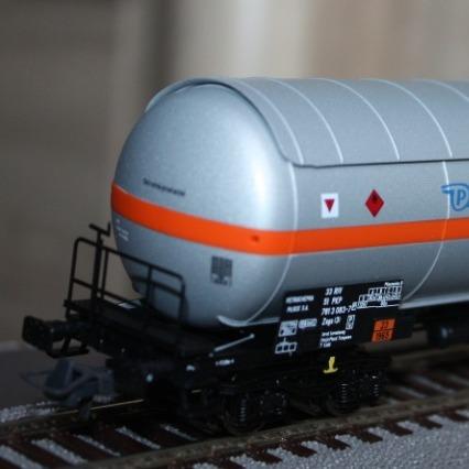 Roco Zags PKP H0 Petrochemia Плоцк вагон (67580)