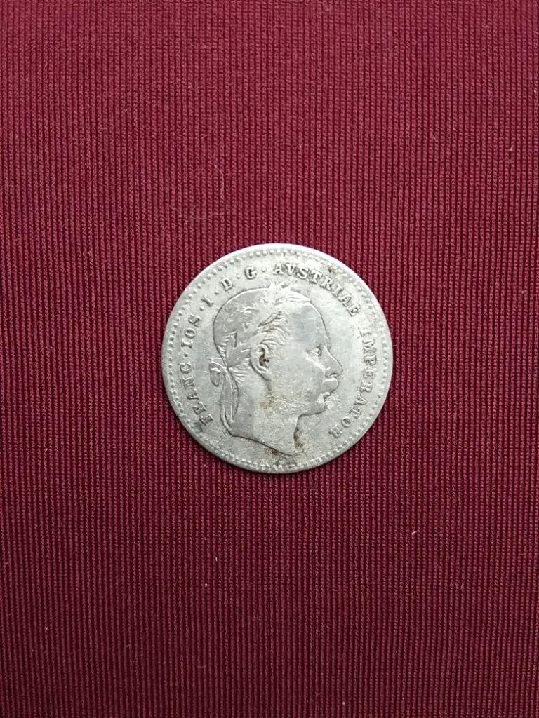 20 Kreuzer Franciszek Józef 1868 Austria