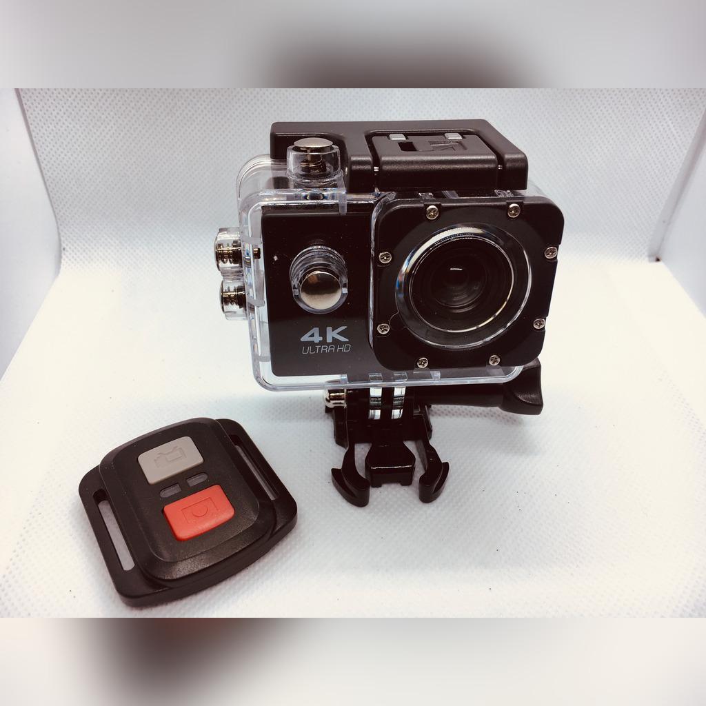 Купить Camera 4K 1080P Multirom-МОСКВА 30М ВОДОНЕПРОНИЦАЕМЫЙ С АКСЕССУАРАМИ  на Eurozakup - цены и фото - доставка из Польши и стран Европы в Украину.