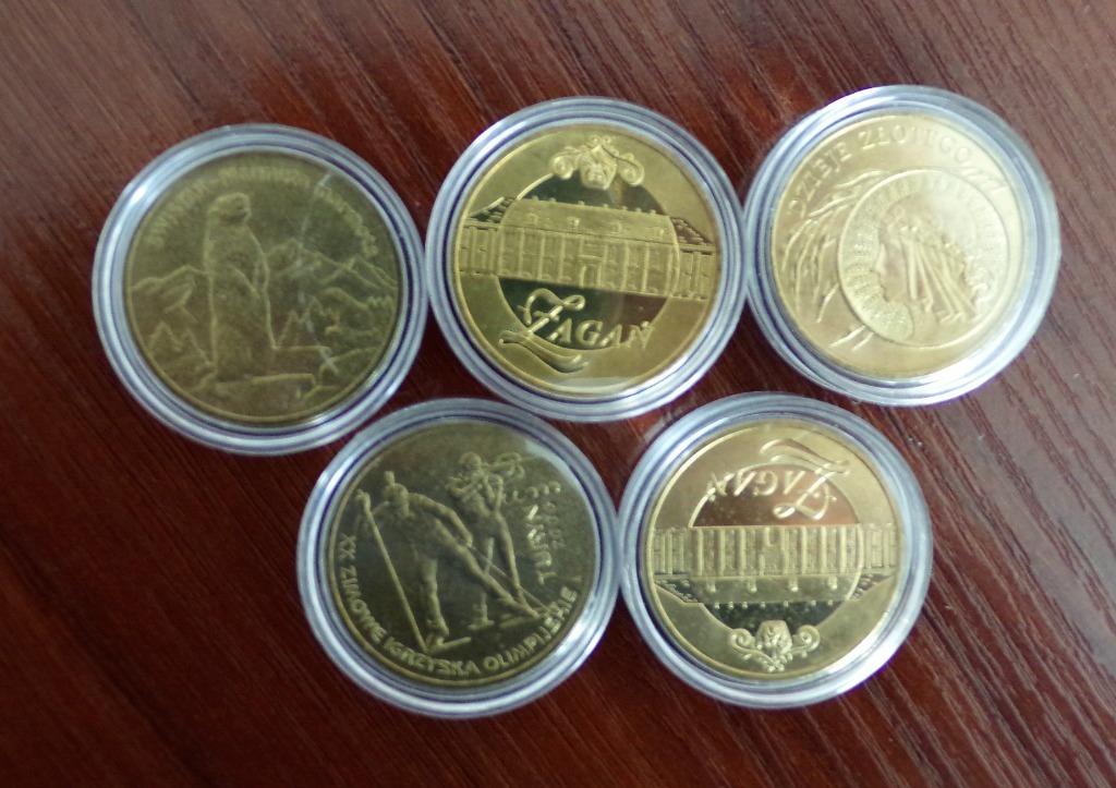 monety okolicznosciowe 2006