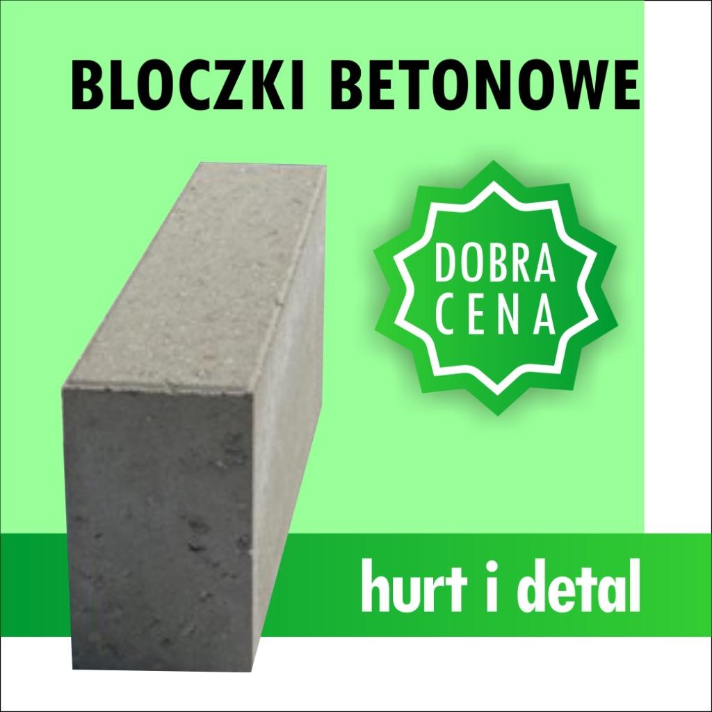 Bloczek Betonowy Bloczki Betonowe Fundamentowe Kup Teraz Za 2 30 Zl Zwolen Allegro Lokalnie