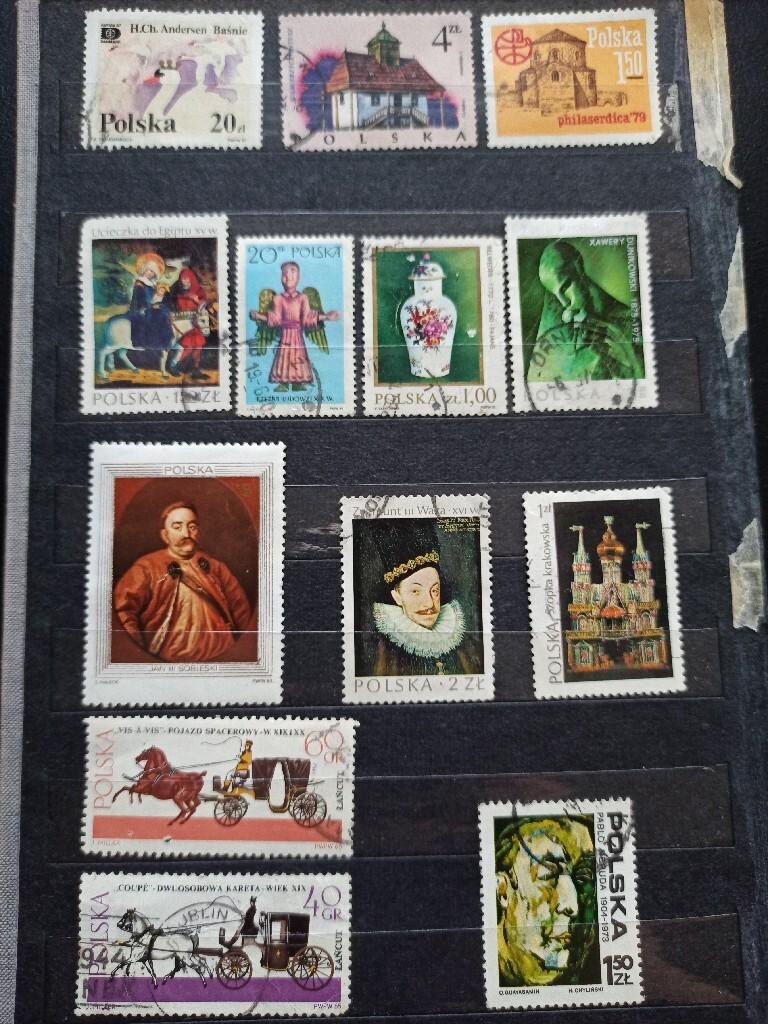 Znaczki pocztowe Jan III Sobieski, Zygmunt Waza