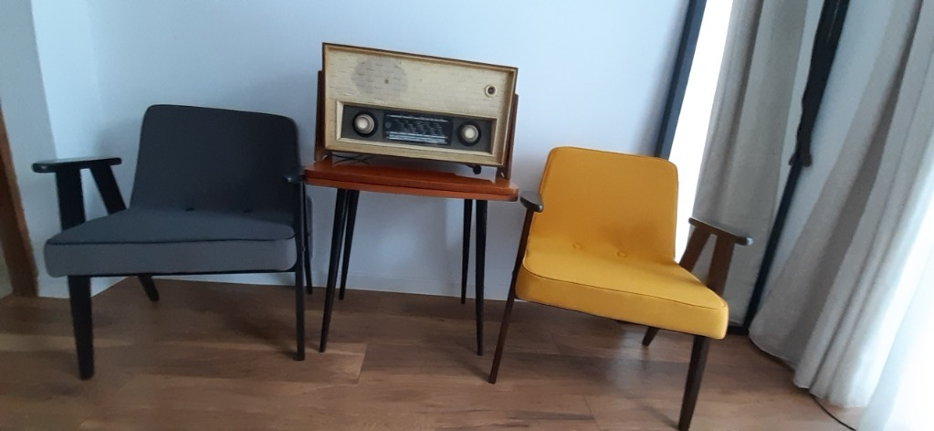 Кресло Chierowski 366 vintage PRL