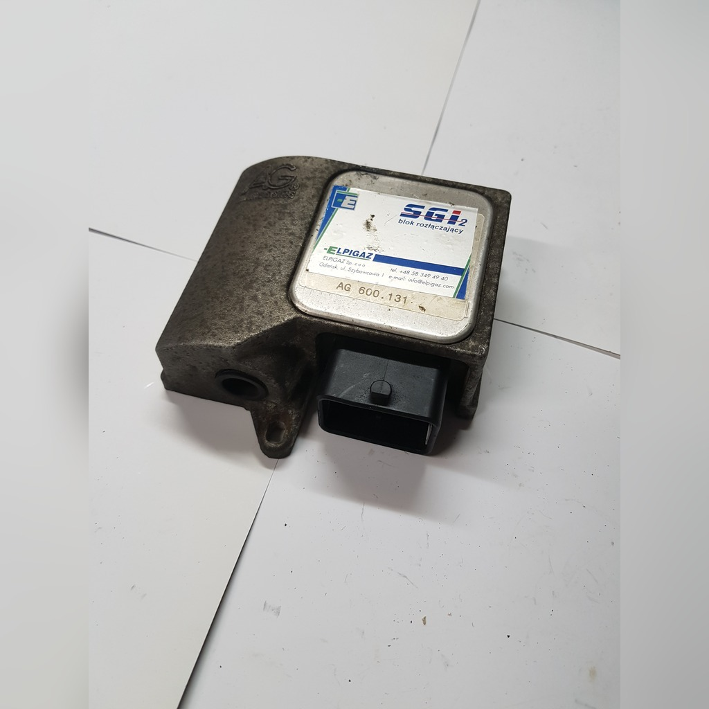 Блок disjointed AG SGI 4 цилиндра 600.131