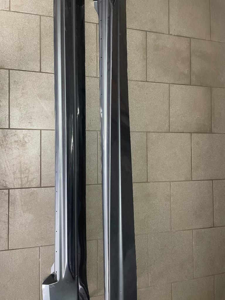 volvo xc90 ii накладка планка пороговое права i слева
