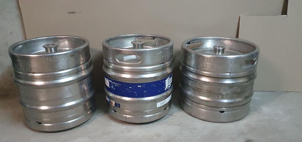 Beczka Keg 30 L Beczka Po Piwie Stan Bardzo Dobry Kup Teraz Za 170 00 Zl Gubin Allegro Lokalnie