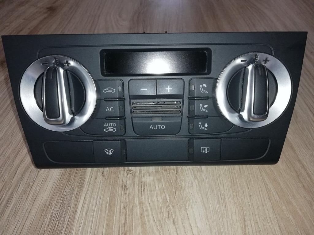 панель кондиционирования воздуха audi a3 № 8p0820043bg