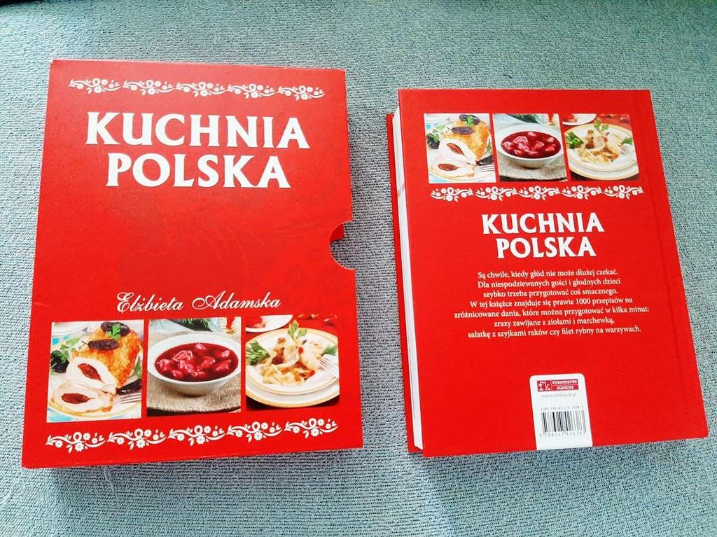 Kuchnia Polska Elzbieta Adamska Kup Teraz Za 30 00 Zl Warszawa Allegro Lokalnie