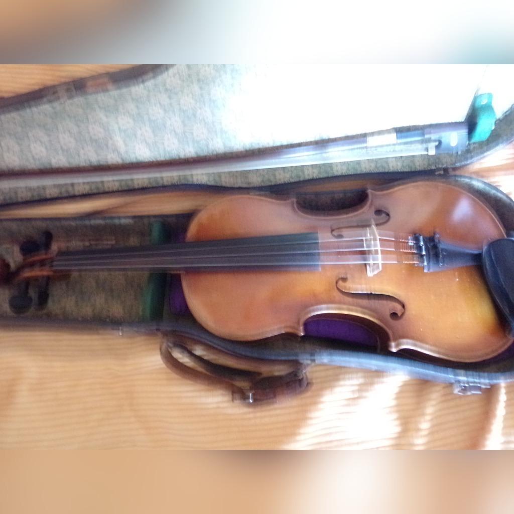 Купить скрипач 4/4 Яниковский Кшешовице 1920 на Otpravka - цены и фото - доставка из Польши и стран Европы в Украину.