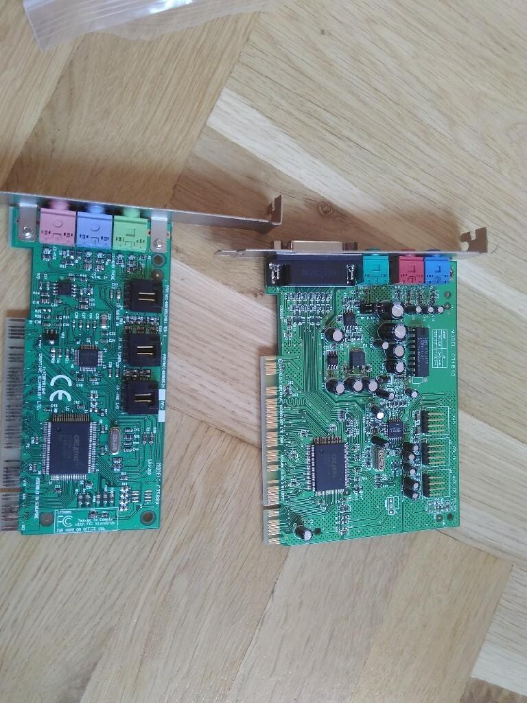 Купить Sound Blaster CT4810, CT5808 на Otpravka - цены и фото - доставка из Польши и стран Европы в Украину.