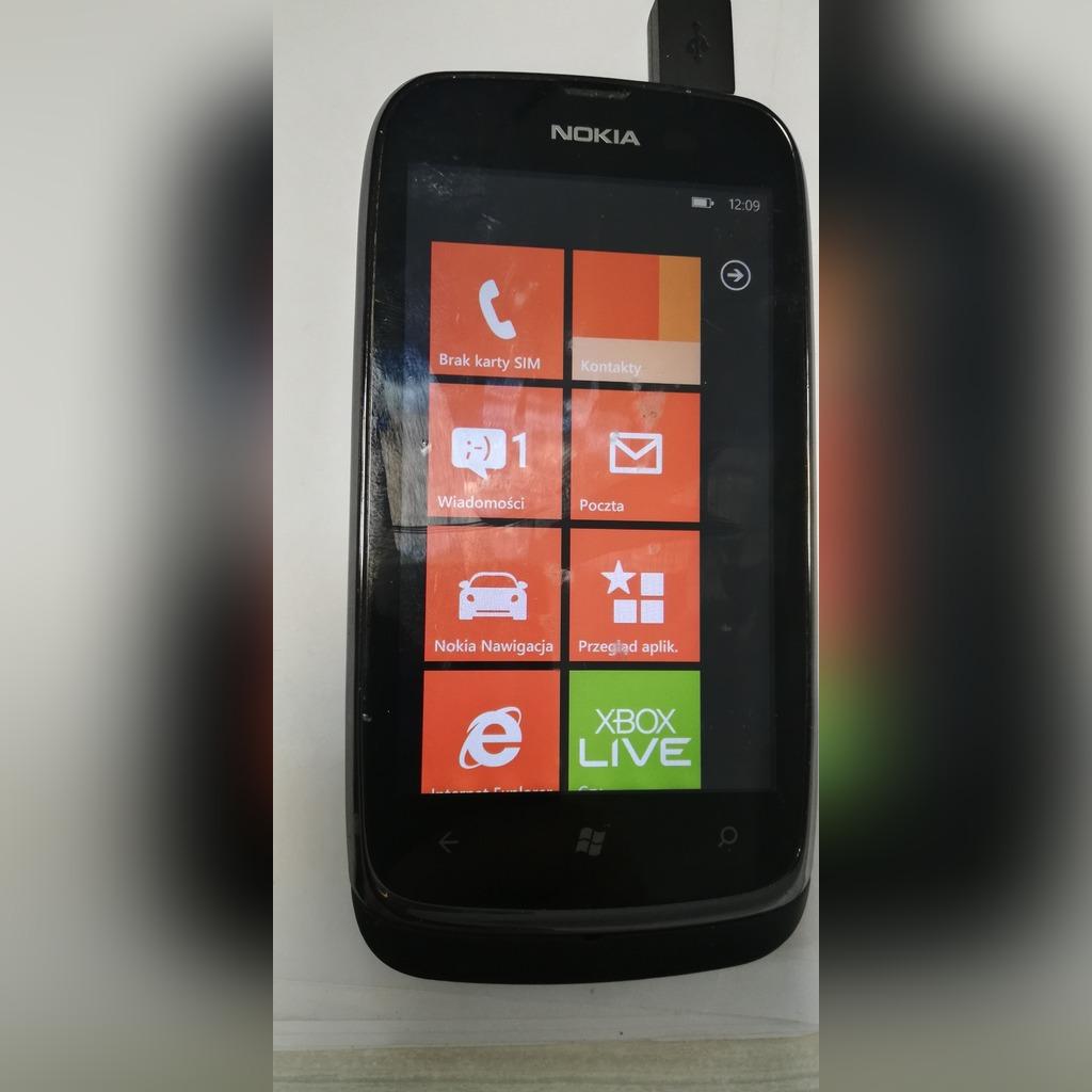 Nokia Lumia 610 Nfc Kup Teraz Za 20 00 Zl Zyrardow Allegro Lokalnie