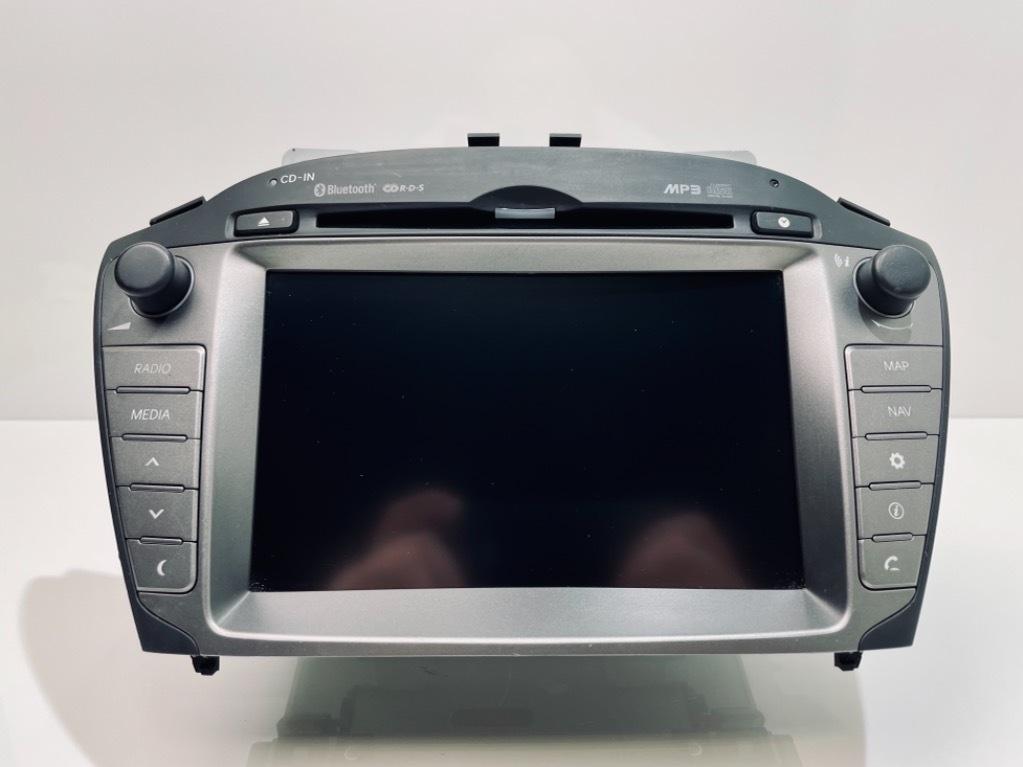 радио navi hyundai ix35 модель lan3100ehlm