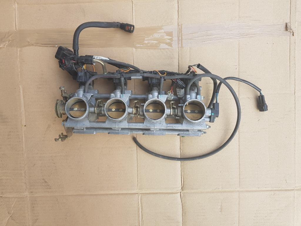 Двигатель suzuki gsxr k3 750 запчасти gsxr 750, фото 7