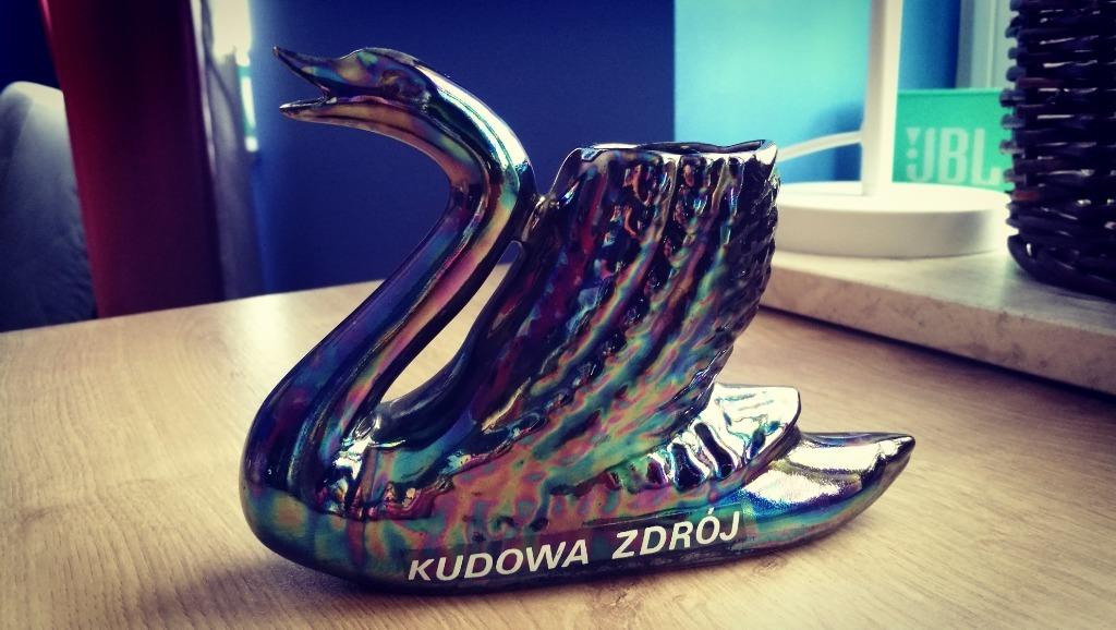 Сувенир - Swan Kudowa Zdrój PRL