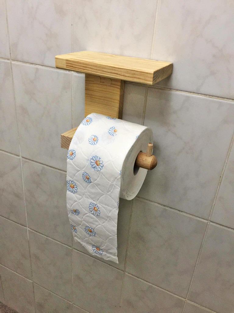 Mirovni Posrednik Potrebe Silueta Wieszak Na Papier Toaletowy Drewniany Jamisonlandscaping Com