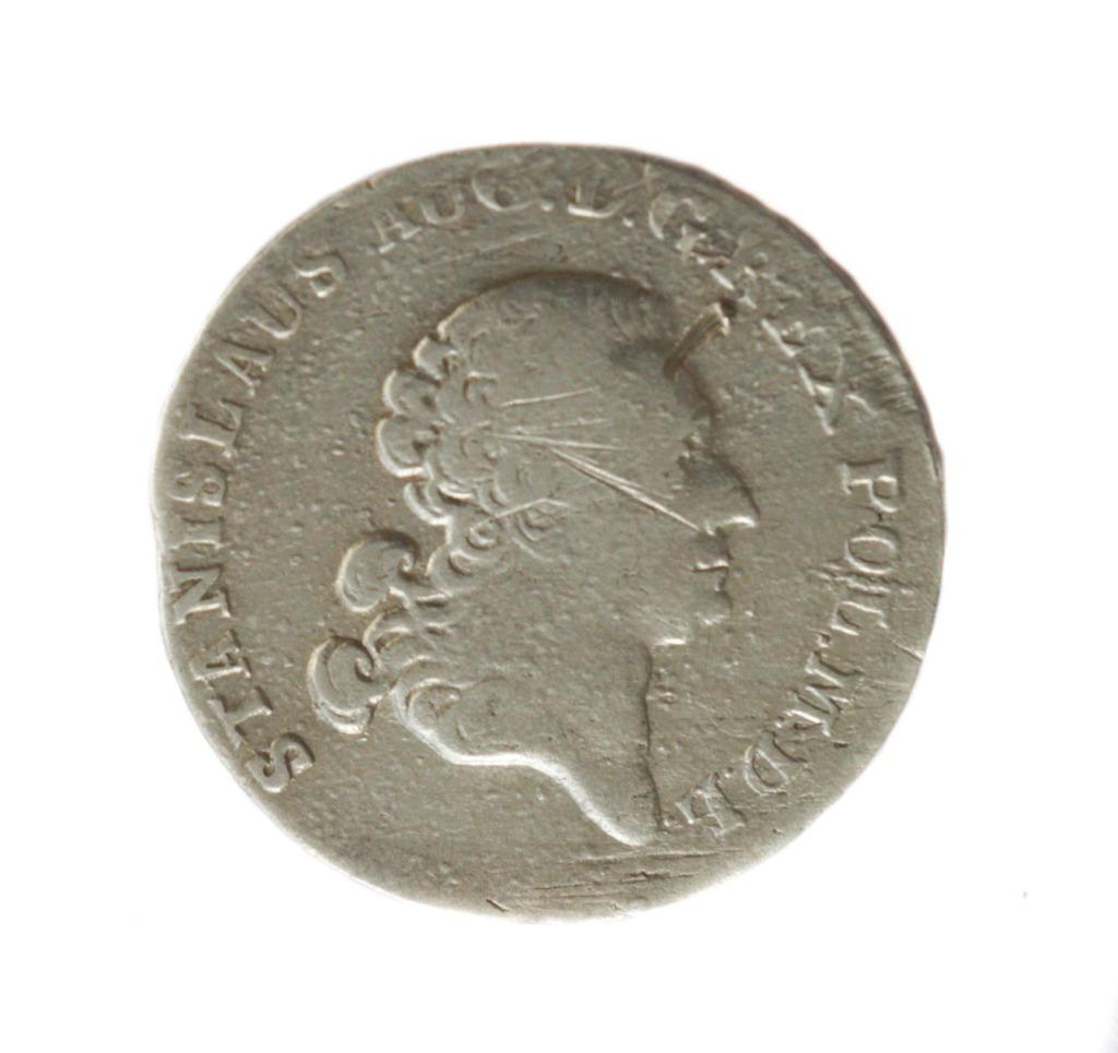 Польский злотый 1767