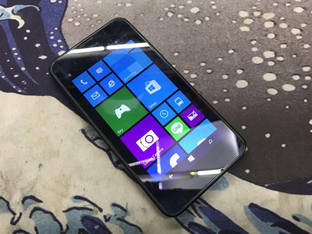 Купить Nokia Lumia 630 100% функционал на Otpravka - цены и фото - доставка из Польши и стран Европы в Украину.