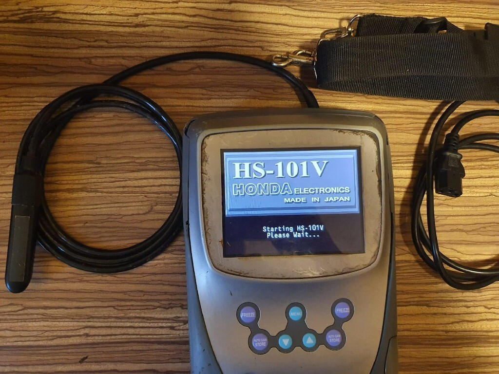 USG Honda HS-101v